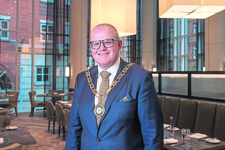 Presidency role for former Everglades Hotel manager