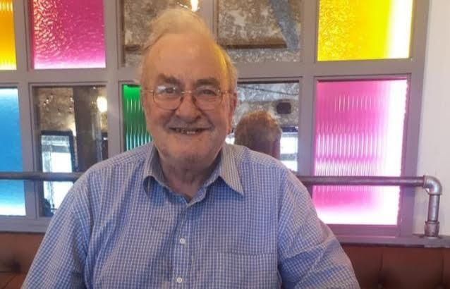 Appeal for help to find elderly man who has gone missing