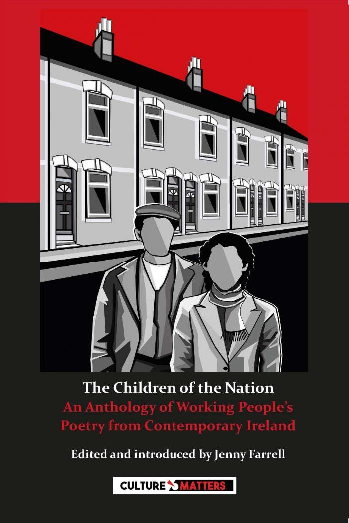 Former Derry TUC secretary features in poetry anthology