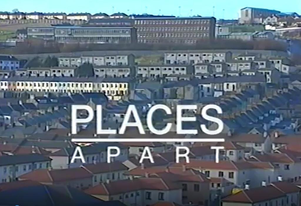WATCH: Places Apart - Creggan (1994)