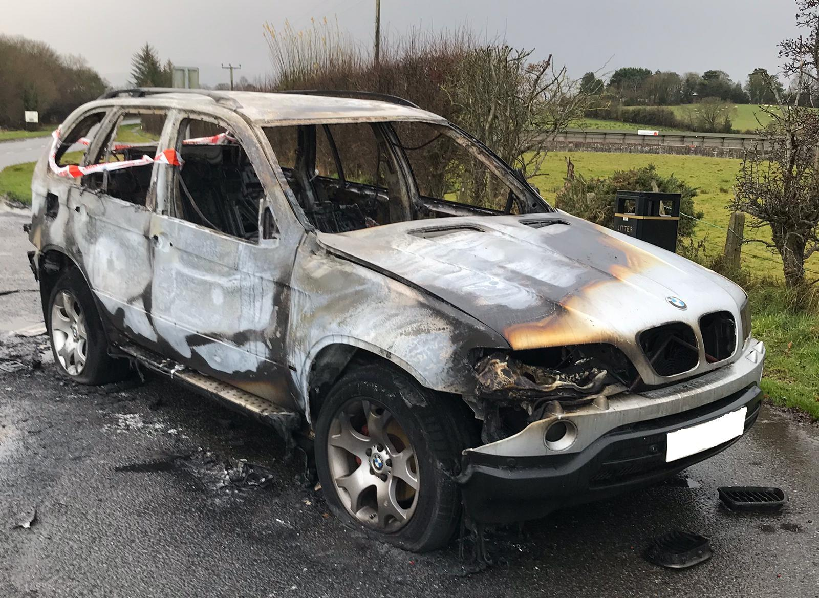 Fears intimidation campaign behind spate of arson attacks