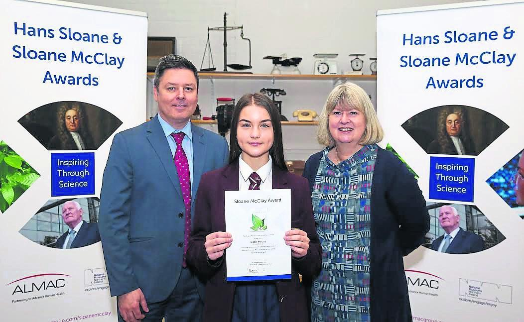 Derry students awarded for STEM excellence
