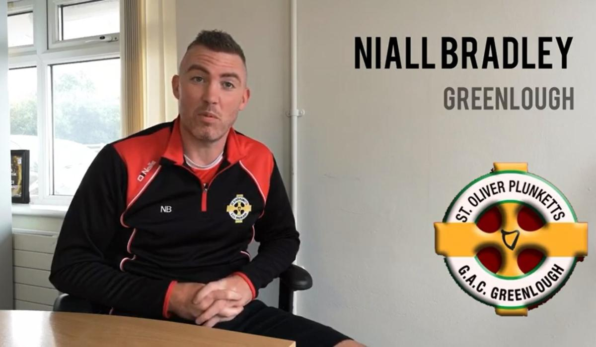 WATCH: Greenlough midfielder describes horror injury and thanks those who came to his aid - Derry Now