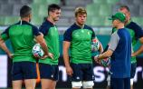 No Kearney but Ireland name strong team for Samoa test