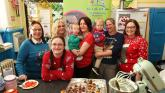 Children and childminders celebrate festive 'Bake Off'