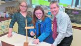 Derry girl named one of Ireland's top young scientists