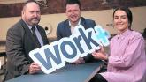 Former Thornhill College pupil gives her backing to Workplus apprentice campaign