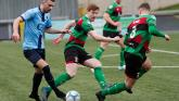 Glens bare their 'Keith' as Institute go down 2-0