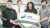 Derry students given scholarships to help pay for their studies in STEM