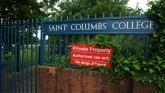 Classes sent home from St Columb's College in Derry to self-isolate