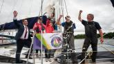 Amazing journey across the Atlantic ends successfully for one-armed Derry sailor