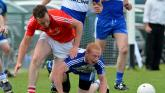 Magherafelt make the first step of their John McLaughlin Cup defence at home to Ballinderry