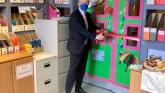 Derry primary school creates a magical hideaway to help its pupil through tough times