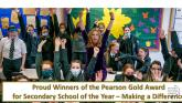 Derry school which has won a major award thanks everyone who has supported them