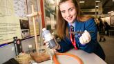 Girls from St Mary's College in Derry do it again by reaching final of a major science competition