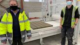Brand new £10m factory to ramp up production