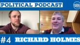 LISTEN: CDP Political Podcast: Ep4: Cllr Richard Holmes