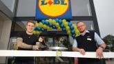 X-Factor star opens Lidl's new £8m Derry 'superstore'