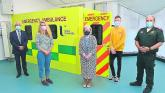 Magee campus makes history as first students take up paramedic course