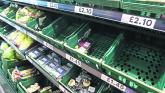 'Lack of drivers' the cause for empty shelves, says Derry truck driver