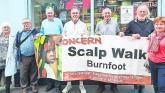 Support urged for weekend charity walk up Scalp Mountain near Derry