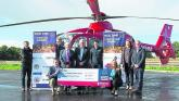 People of Derry thanked for raising thousands for Air Ambulance charity