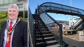 Historic County Derry footbridge 'could end up in Garvagh museum'