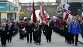 Bands register to march in Derry on Twelfth