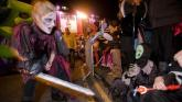 Extra ghost trains and buses for Halloween