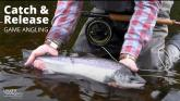 WATCH: Anglers urged to use embrace 'catch and release' to protect fish stocks in the Foyle waterways