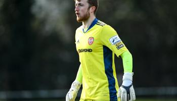 Derry City's European hopes dented with defeat at Drogheda