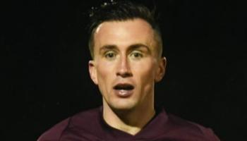 Derry boy McEneff must take Hearts chance when he gets it