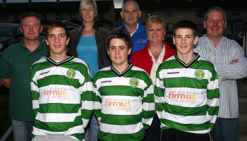Sporting Memories: Making the headlines from the Derry News sporting archives (2007)