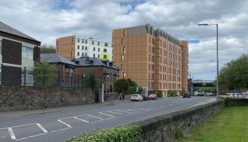 New images reveal how planned apartment complex on the Tillie and Henderson site in Derry will look