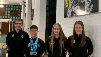 Drumsurn swimmer picks up medal haul at Ulster swimming championships