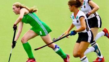 Rainey captain named in Ireland U23 squad