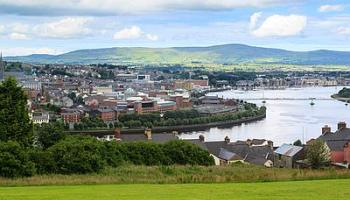 Derry weather - is it time to get the lawn mower out?