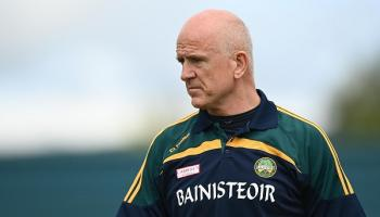 Croke Park final the big attraction for Offaly boss Maughan