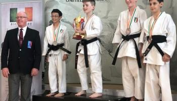 Magherafelt boy not letting diabetes stop him chasing his karate dreams