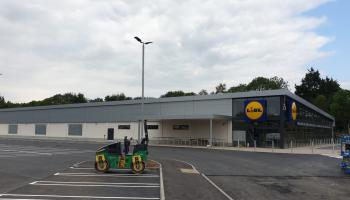 New Lidl store at Buncrana Road in Derry due to open before the end of the month