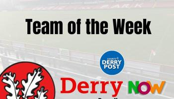 The County Derry Post/Derry Now GAA team of the week