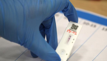 Over 9,000 Covid tests carried out in County Derry last week