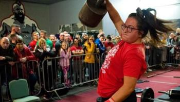 Something inside so strong: Gemma Moore on how she got involved in strongwoman