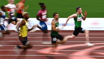 The moment Jason Smyth won his sixth gold medal