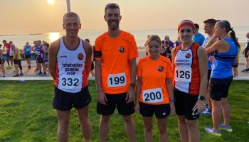 A coastal route for Termoneeny runners