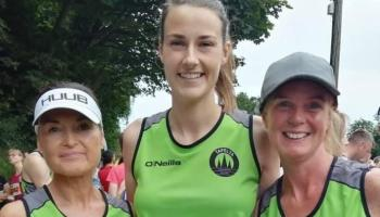 Tafelta runners tackle the Antrim coast