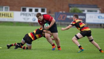 Limavady take spot after win in Lurgan