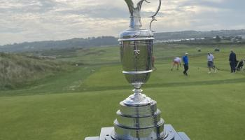 Golf's Open Championship to return to the north coast