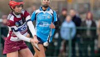 Slaughtneil book their place in the senior camogie final after victory over Lavey