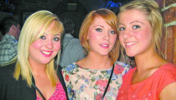 Throwback Tuesday: Out & About in Dorman's Bar, Magherafelt (2011)